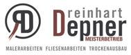 Malerbetrieb Reinhart Depner Logo